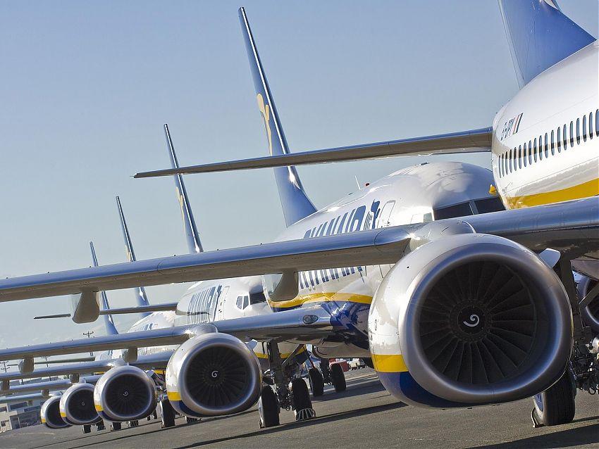 Ryanair streicht in den kommenden Wochen bis zu 2100 Flüge