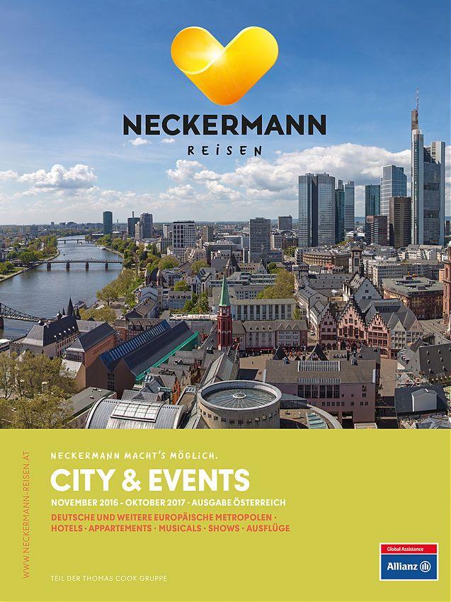neckermann reisen bietet city special news tip travel industry professional. Black Bedroom Furniture Sets. Home Design Ideas