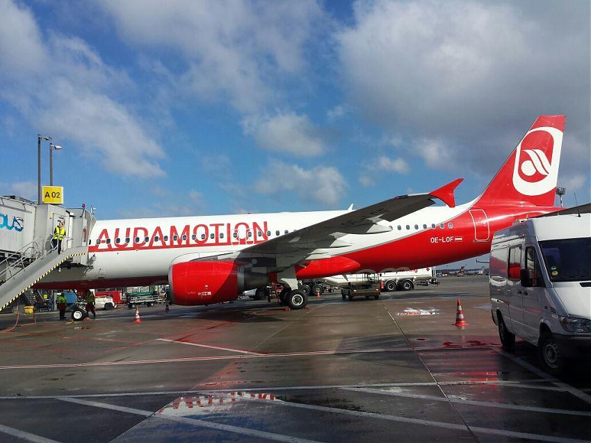 Foto: Elo Resch-Pilcik | Laudamotion-Jet