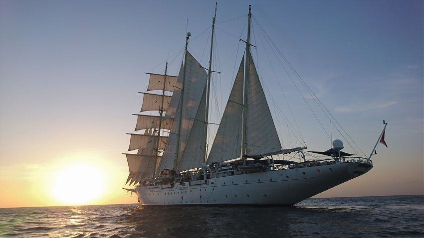 Star Clippers Travel Agent