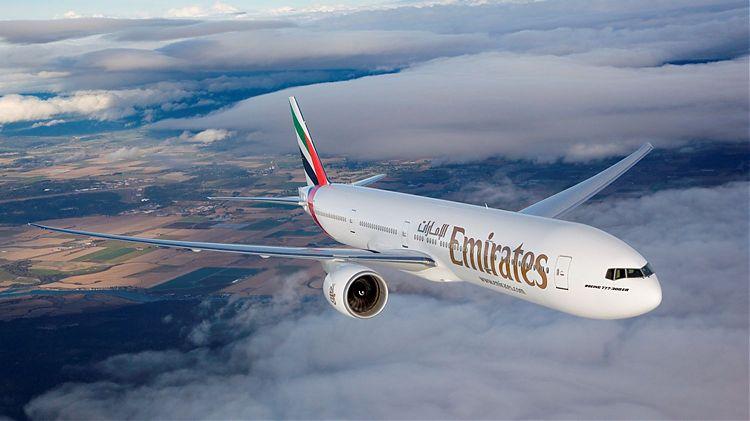 emirates maschinen