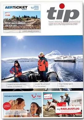Aktuelle Ausgabe 16/17 - Coverfoto: Silversea Cruises