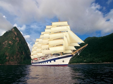 Star Clippers: Yoga unter weißen Segeln » news - travel industry professional