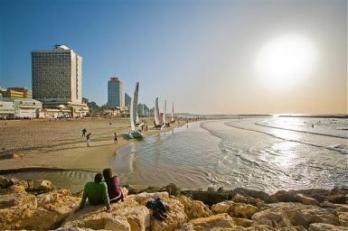 Tel Aviv: Zu jeder Jahreszeit reizvoll - Foto: Dafna Tal/IMOT