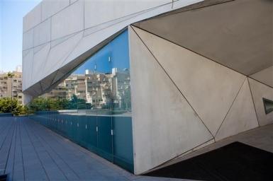 Tel Aviv: Stylishe Architektur im Museum of Modern Art - Foto: Dana Friedlander/IMOT