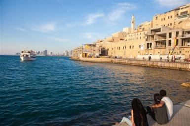 Tel Aviv: Jaffa mit City Skyline - Foto: Dana Friedlander/IMOT