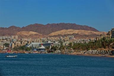 Sonne und warme Temperaturen das ganze Jahr über: Eilat - Foto: Dafna Tal / IMOT