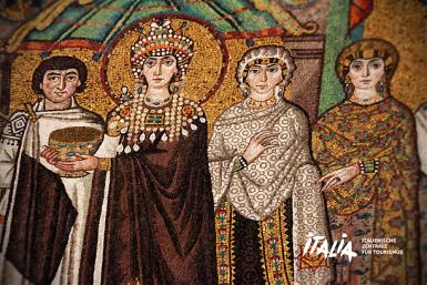 Foto: Copyright: Basilica di San Vitale, Ravenna: ©[seraficus] / iStock / via Getty Images