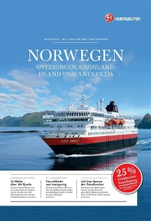 Mit Hurtigruten die Welt entdecken » news | tip Travel
