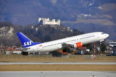 Foto: Scandinavien Airlines