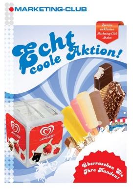 Zur Nachahmung empfohlen: Eine BEST-RMG-Marketingaktion lockt mit einer gut gefüllten Eistruhe Kunden in Deutschland ins Reisebüro. Foto: BEST-RMG