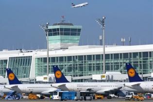 Foto: Flughafen München / Werner Hennies