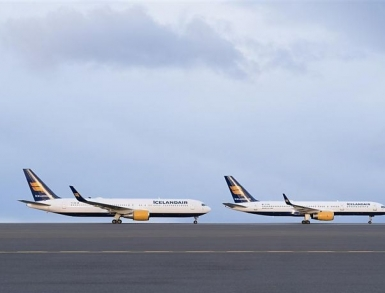 Foto: Icelandair